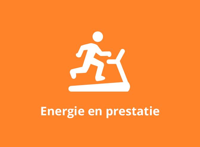 Energie en prestaties met Isagenix